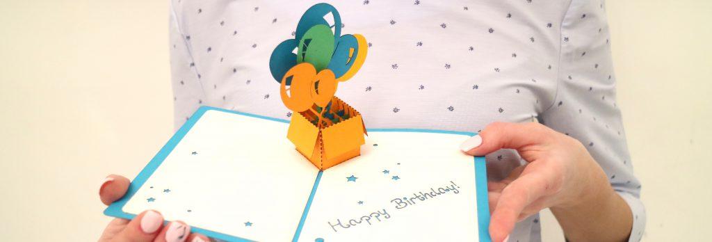 3D Greetings Cards in Dubai