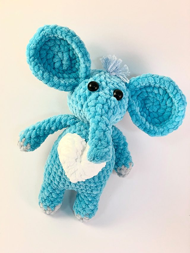 Little Blue Elephant